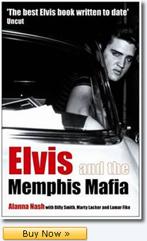 Elvis and the Memphis Mafia book.